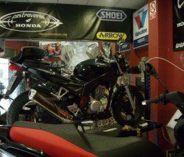 taller mecánico motos castroverde
